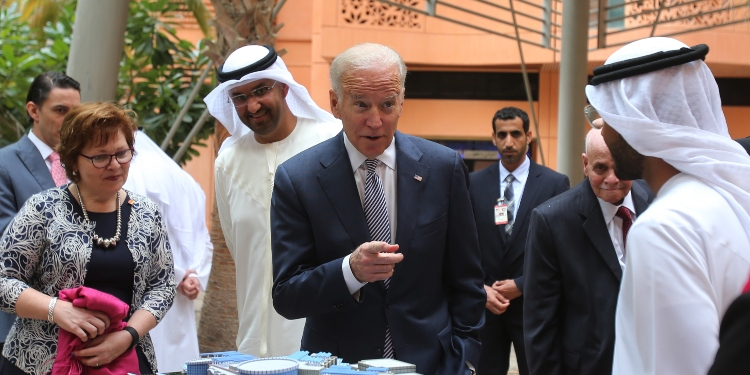 Joe Biden's Emerging Folly in the Middle East