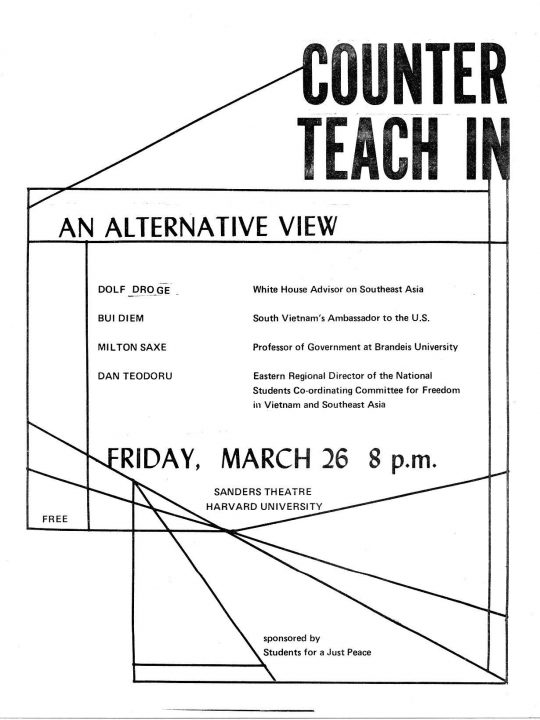 Counter Teach In flyer