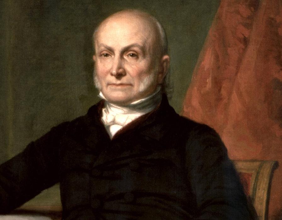 The Quincy Institute vs. John Quincy Adams