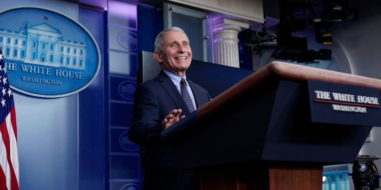 Anthony Fauci's Brand of Truth Telling