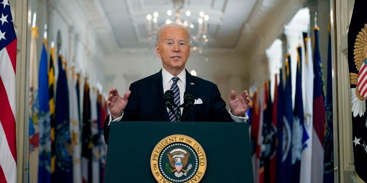 Joe Biden Surrenders to Progressive Twitter