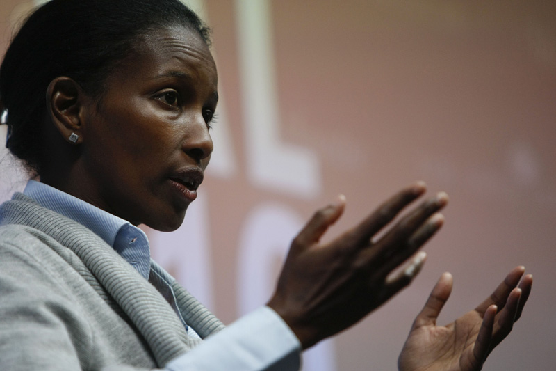 Ayaan Hirsi Ali vs. the Mob