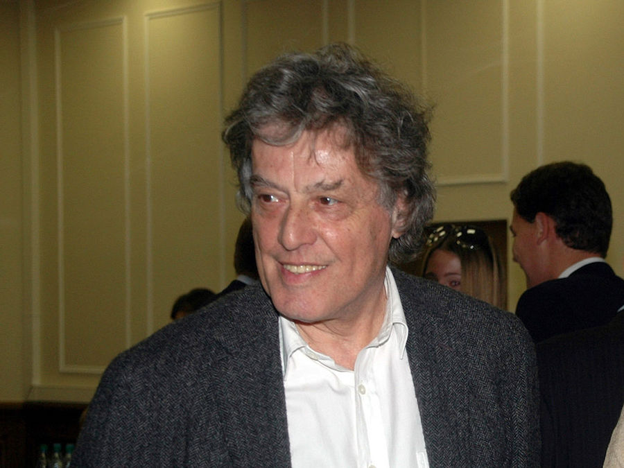 The Future With, or Without, Tom Stoppard