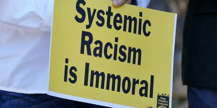 The Problem with 'Systemic Racism'