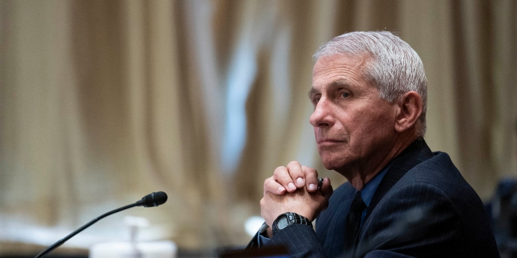 It's Time for Anthony Fauci to Stop Talking