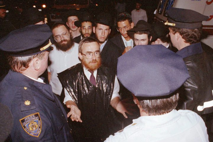 New York City's Kristallnacht
