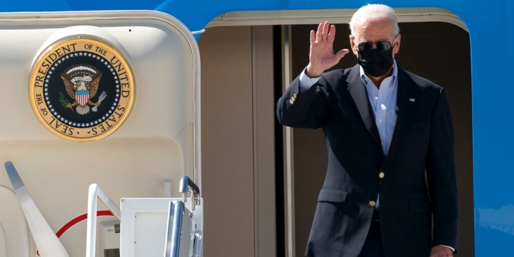 Joe Biden's 'Mission Accomplished' Moments