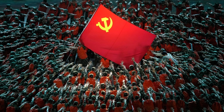 The Sovietization of the Chinese Economy